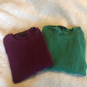 Banana Republic sweater bundle